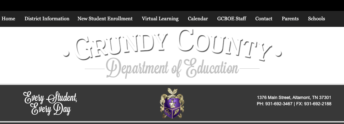Grundy County Board of Education